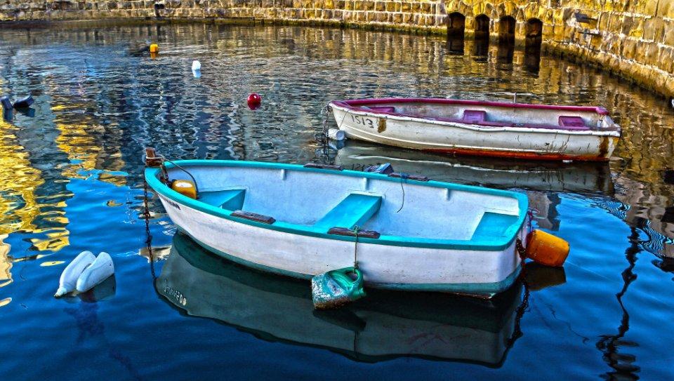 Malta boardwalk from St. Julian's to Sliema