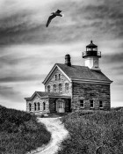 Block Island Lighthouse