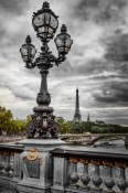 Dramatic Paris
