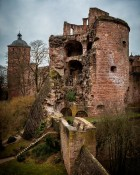 Abandoning a Castle in Ruins