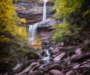 Lower Kaaterskill Falls