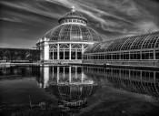 Enid A. Haupt Conservatory: New York Botanical Gardens