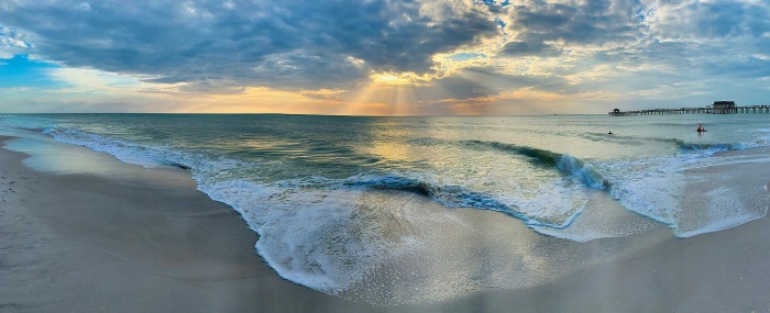 Sunset Naples, Florida