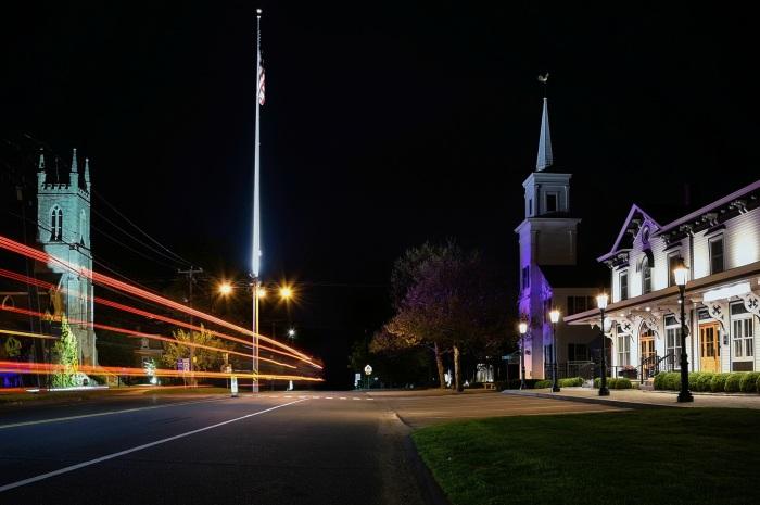 Night On Main Street