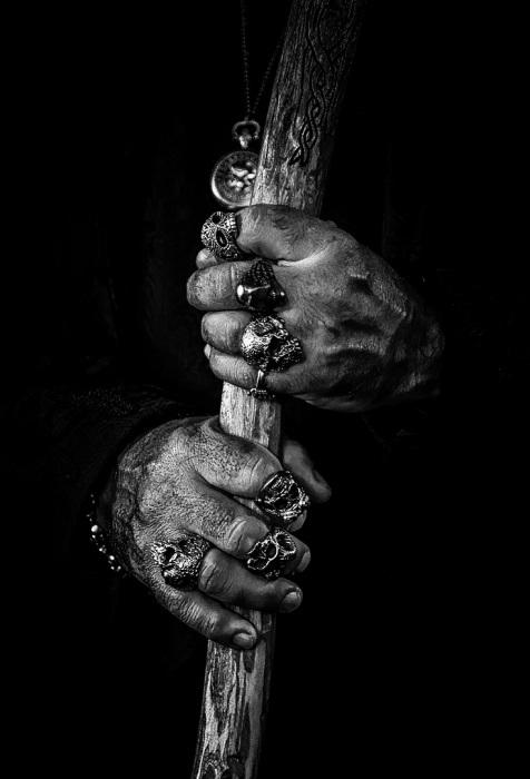 The Conjurer's Hands