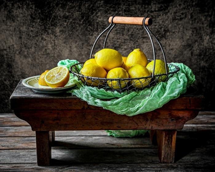 If life gives you lemons, take their photo
