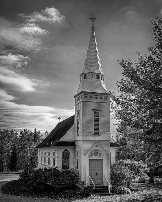 Saint Matthews Chapel