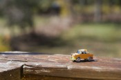Tiny Tin Car