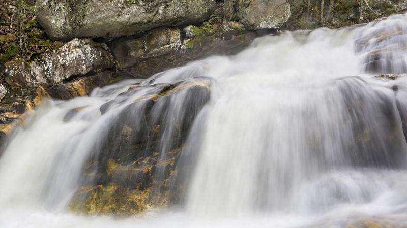 Kent Falls State Park waterfalls