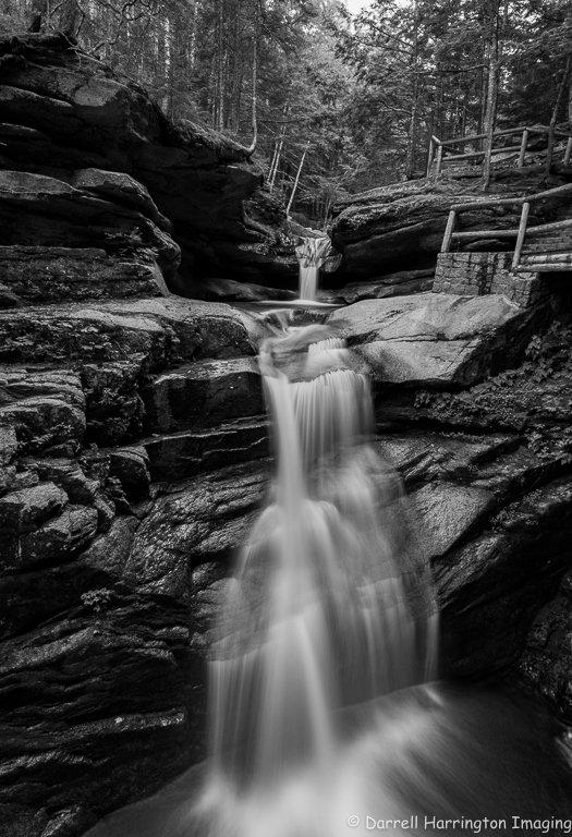 2017-02_Print_Darrell-Harrington_Sabbaday-Falls