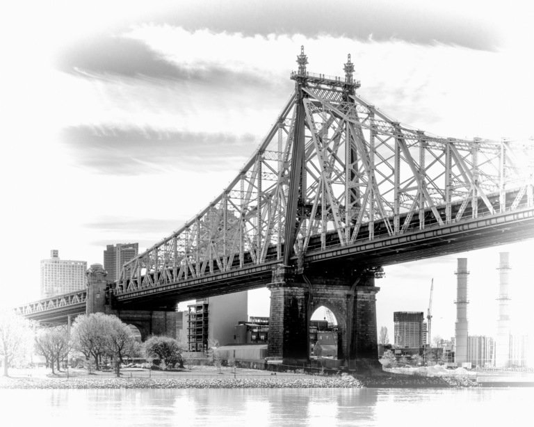 2017-05_Print_Charlie-Batchelder_The-Queensboro-Bridge-768x614