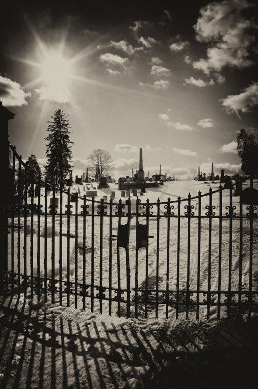 Category Graveyards by Rhonda Cullens The Resting Place