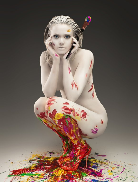 Category Models by Erik Landegren The Artist