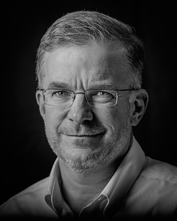 Category Monochrome Portraits by Mark Ashbolt Rick