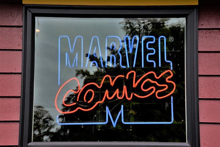 11-1 comic store