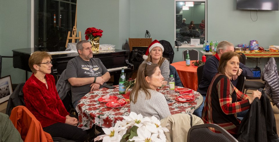 Flagpole Photographers Holiday Party