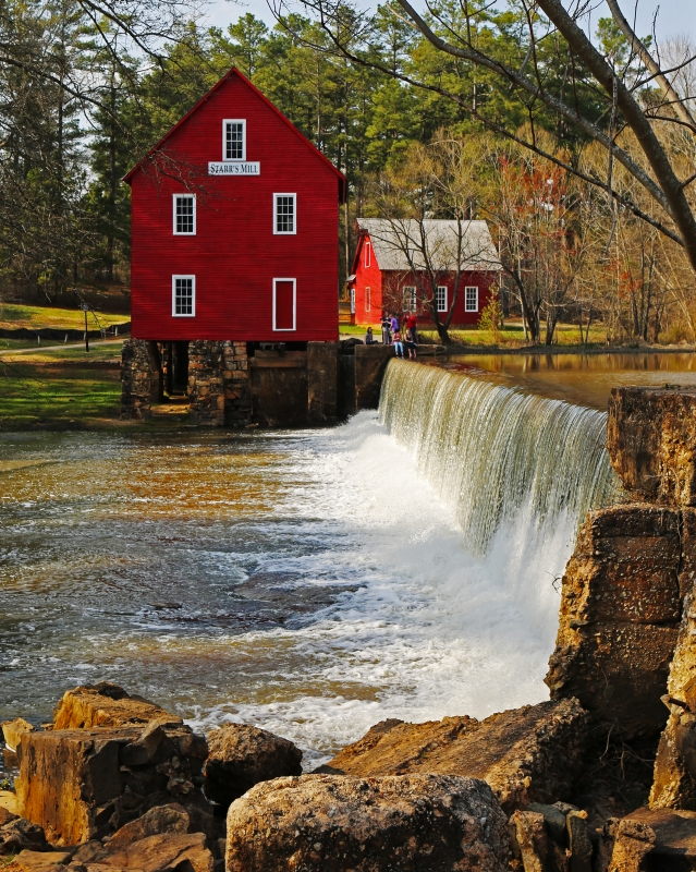 Starr's Mill Georgia