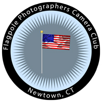 Flagpole Photographers Camera Club logo x200