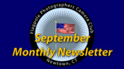 2018 Sep Monthly Newsletter