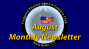 2018 Aug Monthly Newsletter