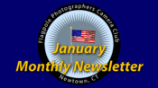 Jan 2018 Monthly Newsletter