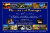 """Pictures and Passages"" Exhibit Reception"