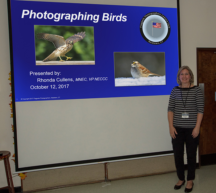 Photographing Birds by Rhonda Cullens