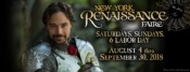 Field Trip to New York Renaissance Faire by Robyn Abrams