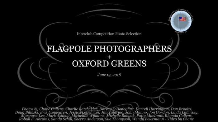 Photo Selection for Oxford Competition Results