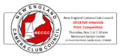 NECCC Fall Interclub Print Competition hosted by Flagpole Photographers