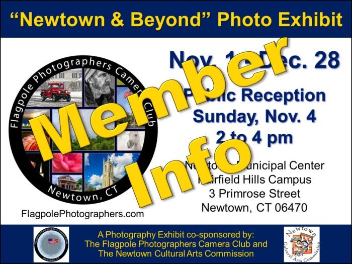 "2018 ""Newtown & Beyond"" Exhibit Member Info"