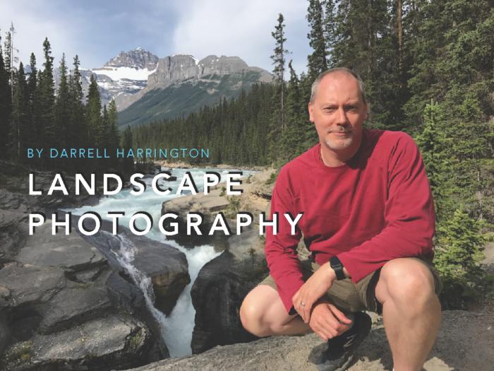 Landscape Photography by Darrell Harrington