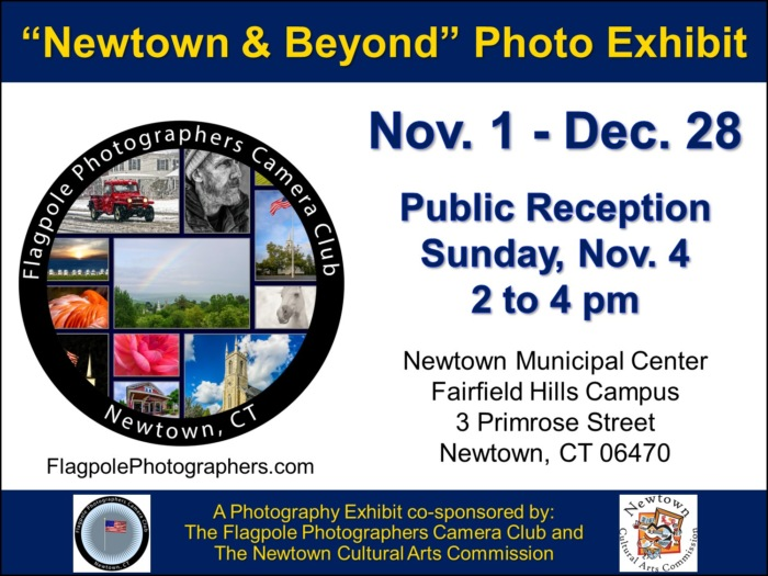 "2018 ""Newtown & Beyond"" Photo Exhibit"