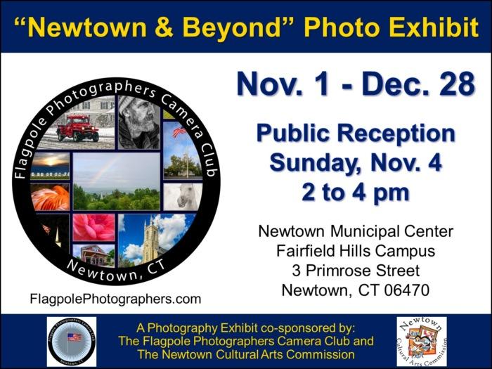 """2018 """"Newtown & Beyond"""" Photo Exhibit"""