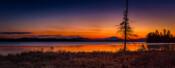 2013-04_PRINT_Info-_TITLE_Rick-Tyrseck-Dawn-at-Raquette-Lake_END_